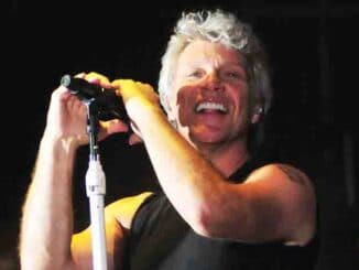 Jon Bon Jovi - 2017 Dick's Sporting Goods Open - Bon Jovi in Concert - August 18, 2017