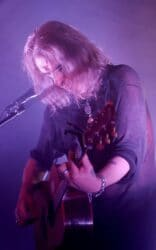 Justin Sullivan - New Model Army in Concert at the Engine Rooms in Southampton - April 7, 2017