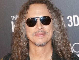 "Kirk Hammett - ""Metallica: Through the Never"" Madrid Premiere"