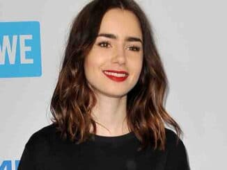 Lily Collins - WE Day California 2017