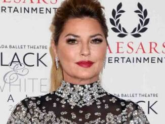 Shania Twain - Nevada Ballet Theatre's 2020 Woman of the Year