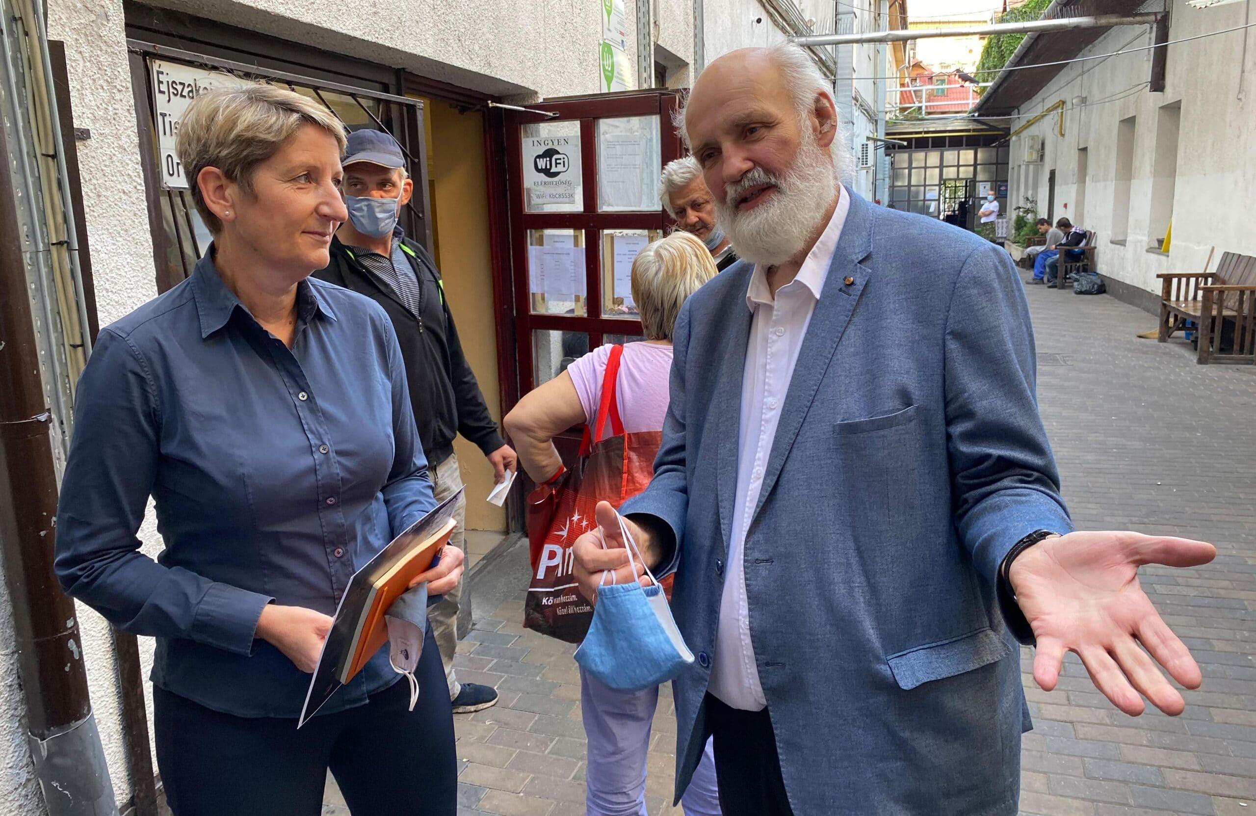 ZDFzoom: Der europäische Patient