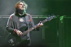 "Geezer Butler - Black Sabbath ""Final Tour"" in Concert at Jones Beach in Wantagh - August 17, 2016"