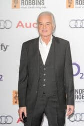 Jimmy Page - 39th Annual Nordoff Robbins 02 Silver Clef Awards - Arrivals