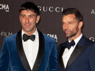 Jwan Yosef, Ricky Martin - 2019 LACMA Art + Film Gala Presented By Gucci