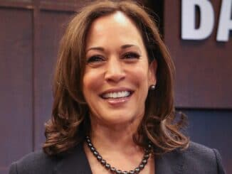 "Kamala Harris' ""Superheros Are Everywhere"" Book Signing at Barnes & Noble at The Grove in Los Angeles"