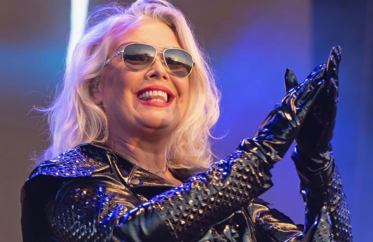 Kim Wilde - 2018 Rewind Festival: South