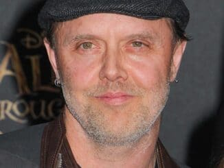 "Lars Ulrich - ""Alice Through the Looking Glass"" Los Angeles Premiere"