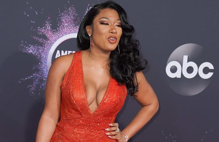 Megan Thee Stallion - 2019 American Music Awards