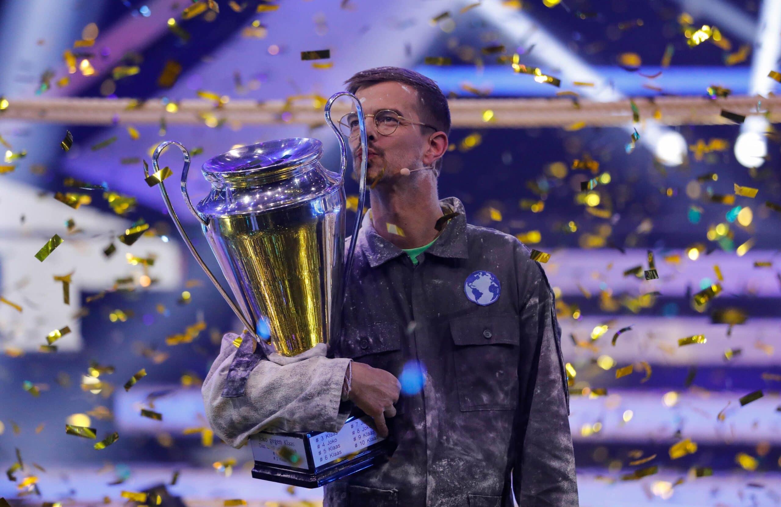Joko Winterscheidt ist neuer Weltmeister.