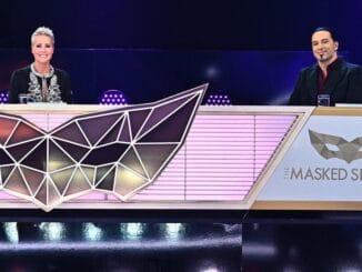 """Sonja Zietlow und Bülent Ceylan in """"The Masked Singer"""""""