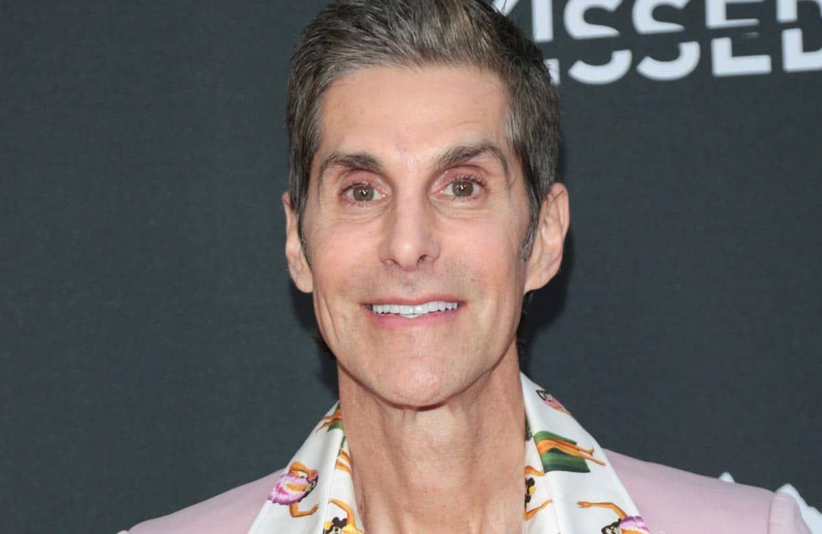 """Perry Farrell - Teton Gravity Research's """"Andy Iron's Kissed by God"""" World Premiere"""