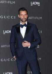 Ricky Martin - 2019 LACMA Art + Film Gala Presented By Gucci