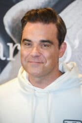 Robbie Williams - Marc O'Polo Launches 50th Anniversary Special Edition Sweatshirt