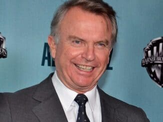 "Sam Neill - ""Alcatraz"" Premiere Party"