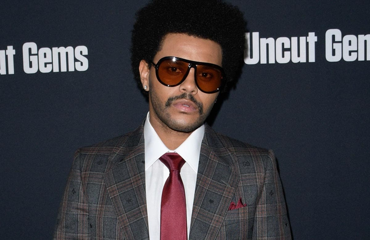 "The Weeknd - A24's ""Uncut Gems"" Los Angeles Premiere"