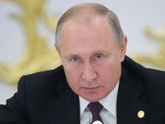 Wladimir Putin: A Russian Spy Story