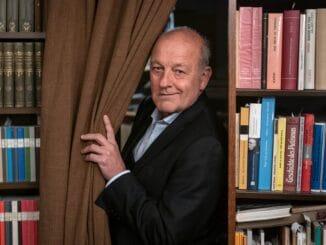 "Georg Wilsberg (Leonard Lansink) - ""Wilsberg - Unser tägliches Brot"" im ZDF"