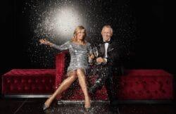 "Andrea Kiewel und Johannes B. Kerner - ""Willkommen 2021"" - der Silvester-Countdown live im ZDF"