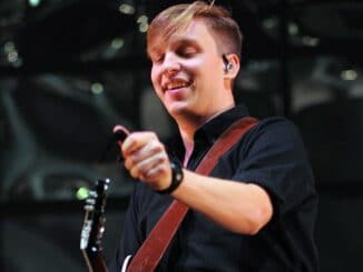 George Ezra in Concert at M&S Bank Arena in Liverpool - March 10, 2019