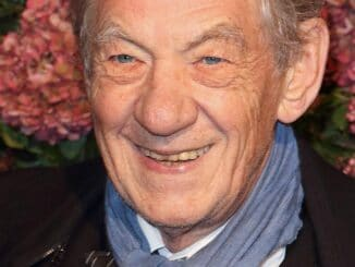 Ian McKellen - 64th Annual London Evening Standard Theatre Awards