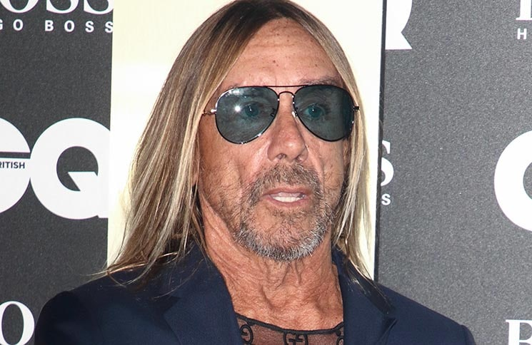 Iggy Pop - GQ Men of the Year Awards 2019