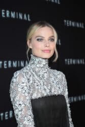 "Margot Robbie - RLJE Films' ""Terminal"" Los Angeles Premiere"