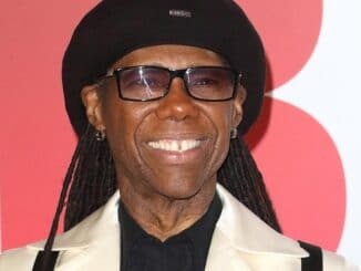 Nile Rodgers - BRIT Awards 2018
