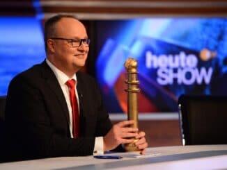"""Oliver Welke - Jahresabschluss von """"heute show"""" und """"ZDF Magazin Royale"""""""