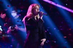 "Paula Dalla Corte ist ,,The Voice of Germany"" 2020"