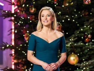 """Stefanie Hertel in """"Die große Show der Weihnachtslieder"""""""