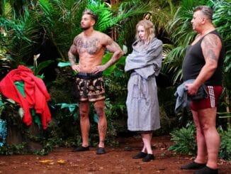 Mike Heiter, Zoe Saip, Frank Fussbroich - Ich bin ein Star - Die große Dschungelshow