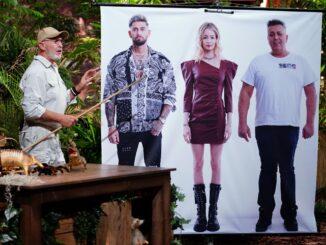 Dr. Bob - Mike Heiter, Zoe Saip und Frank Fussbroich - Ich bin ein Star - Die große Dschungelshow