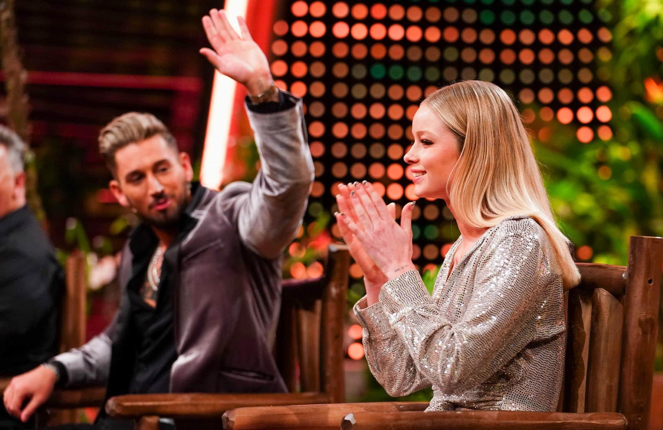 Zoe Saip und Mike Heiter Ich bin ein Star - Die große Dschungelshow
