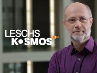 """Harald Lesch """"Leschs Kosmos Spezial"""" im ZDF über Impfung und Virus"""