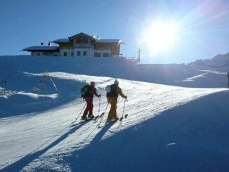 """""""ZDF.reportage"""" über Skifahren trotz Corona"""
