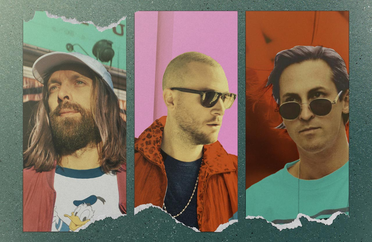 Breakbot, Ali Love, Nicky Night Time