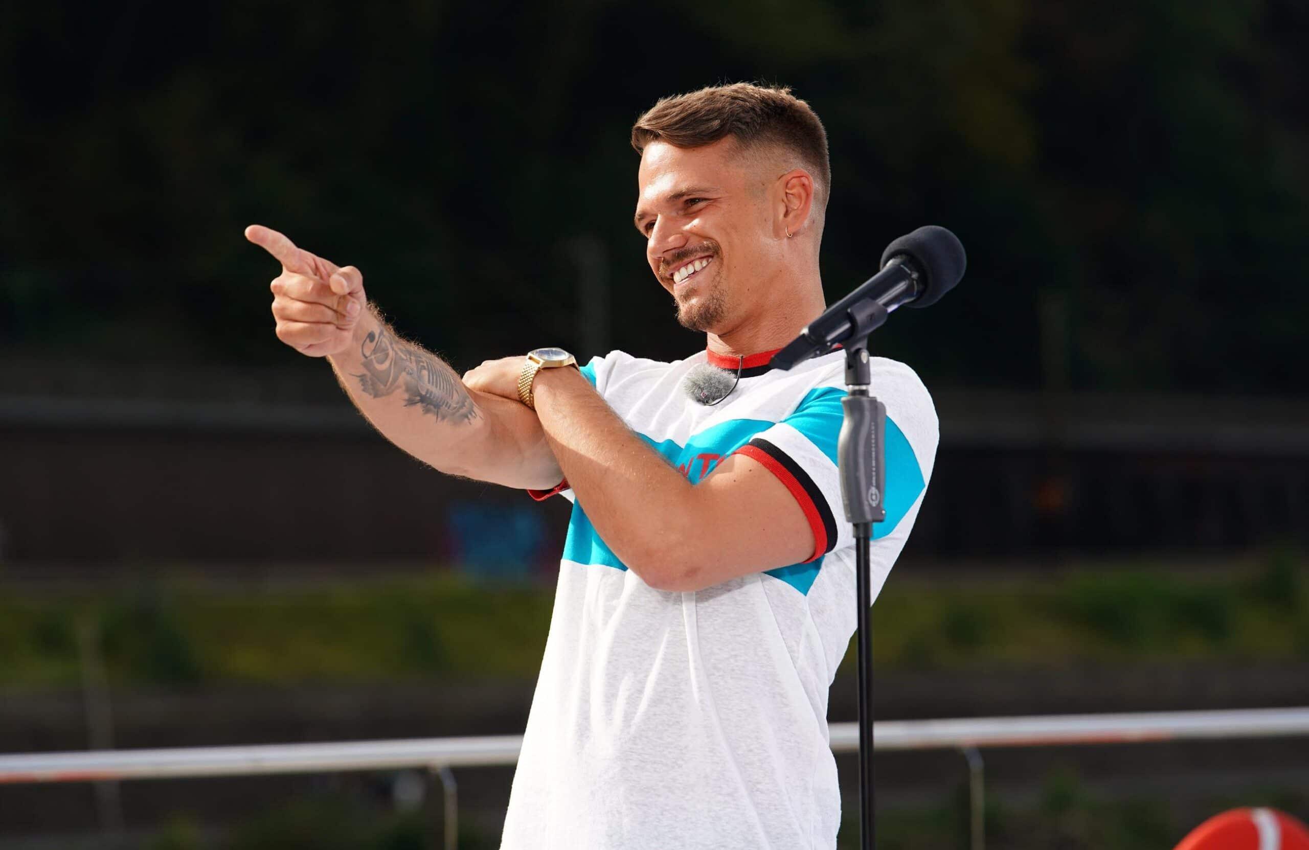 Christian Schlotter Deutschland sucht den Superstar