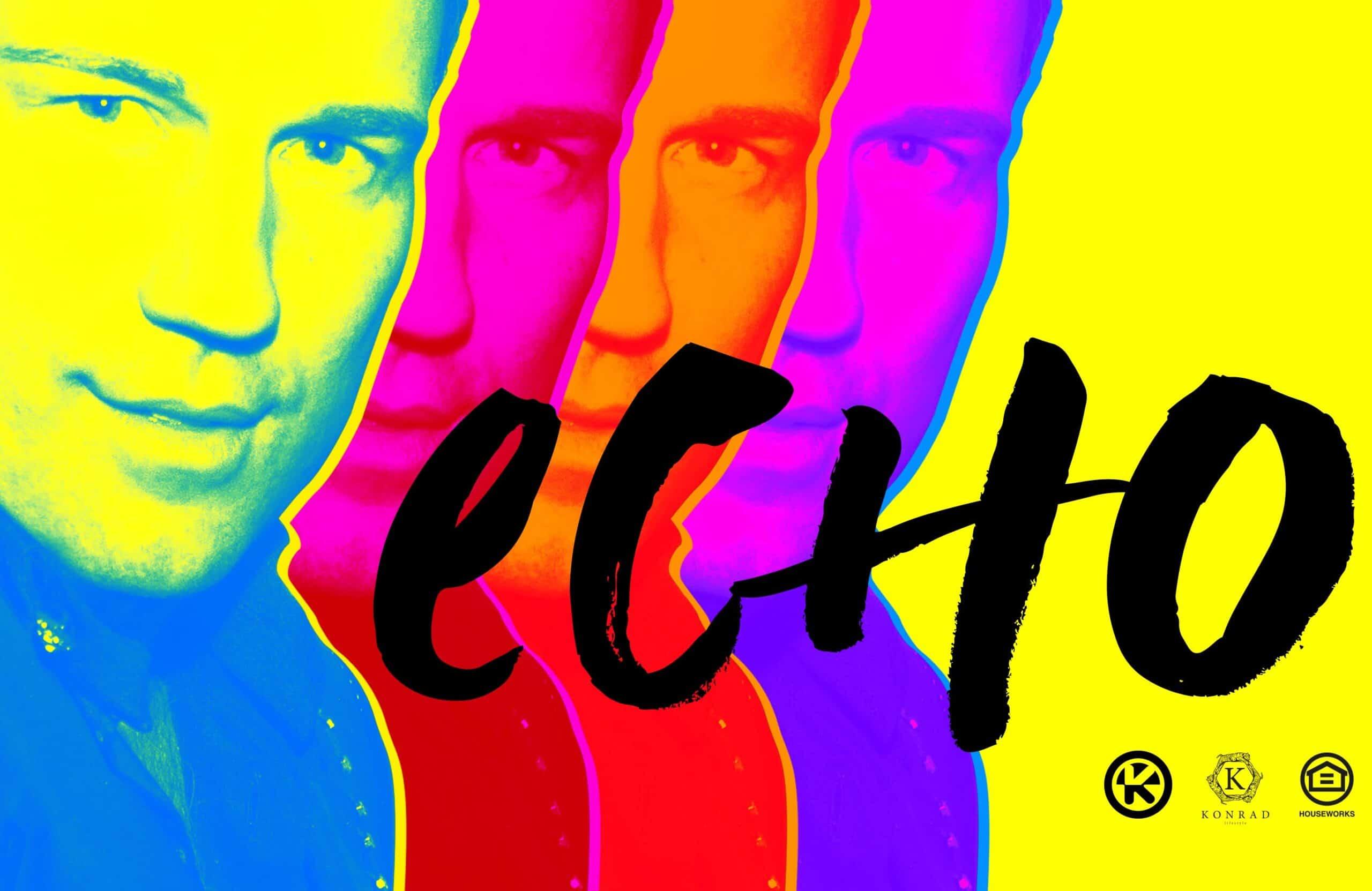 Cover_DJ Antoine & Eric Zayne - Echo