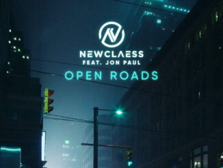 Cover_Newclaess feat. Jon Paul - Open Roads-min thumb