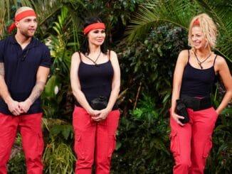 Filip Pavlovic, Djamila Rowe, Xenia von Sachsen Ich bin ein Star - Die große Dschungelshow
