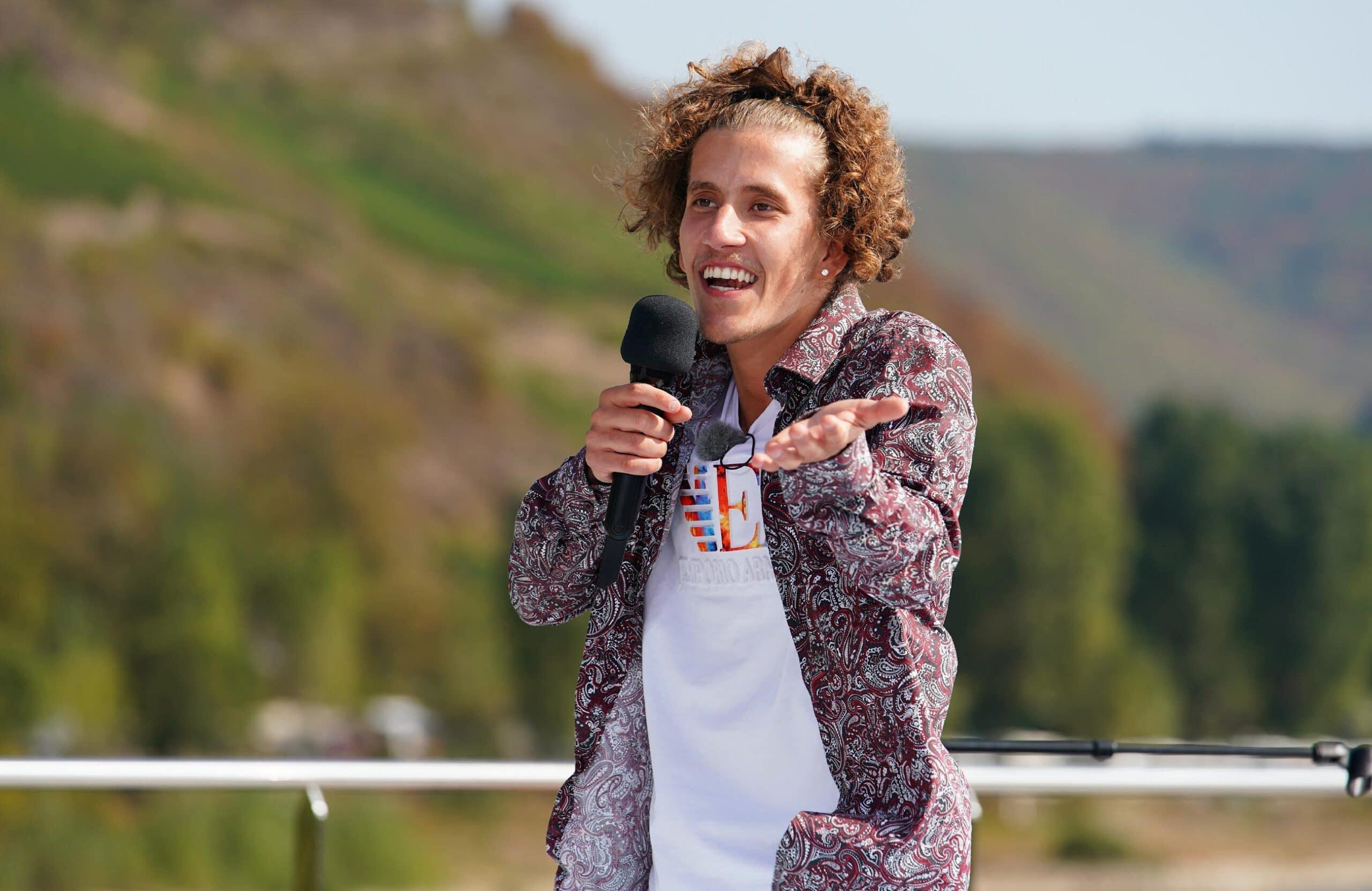 Jacob Decker Deutschland sucht den Superstar