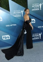 Jennifer Lopez - 26th Annual Screen Actors Guild Awards