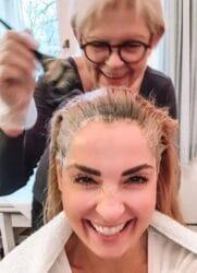 Maria Wedig mit ihrer Mutter (C) Instagram Maria Wedig