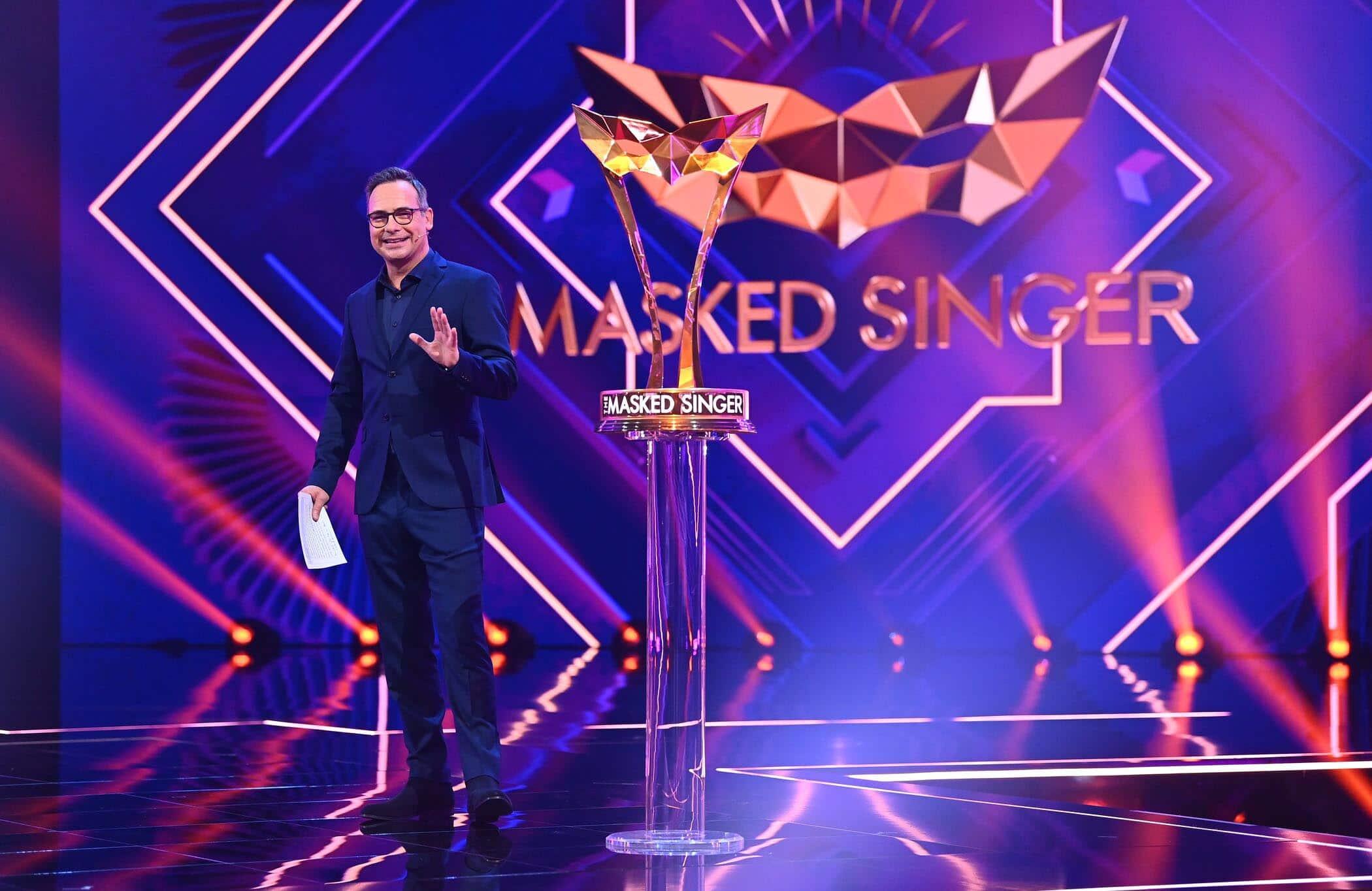 """""""The Masked Singer"""" auf ProSieben"""