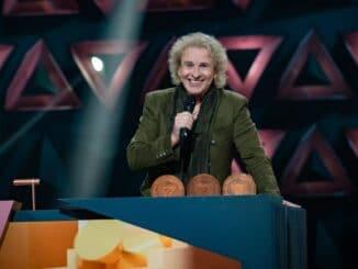 Thomas Gottschalk moderiert erstmals eine ProSieben-Show.