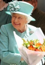 Queen Elizabeth II - The Queen of England