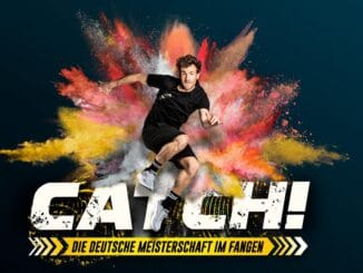 "Luke Mockridge in der SAT.1-Show ""CATCH!"""