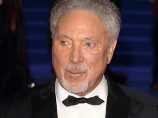 "Tom Jones - ""Mary Poppins Returns"" European Premiere"