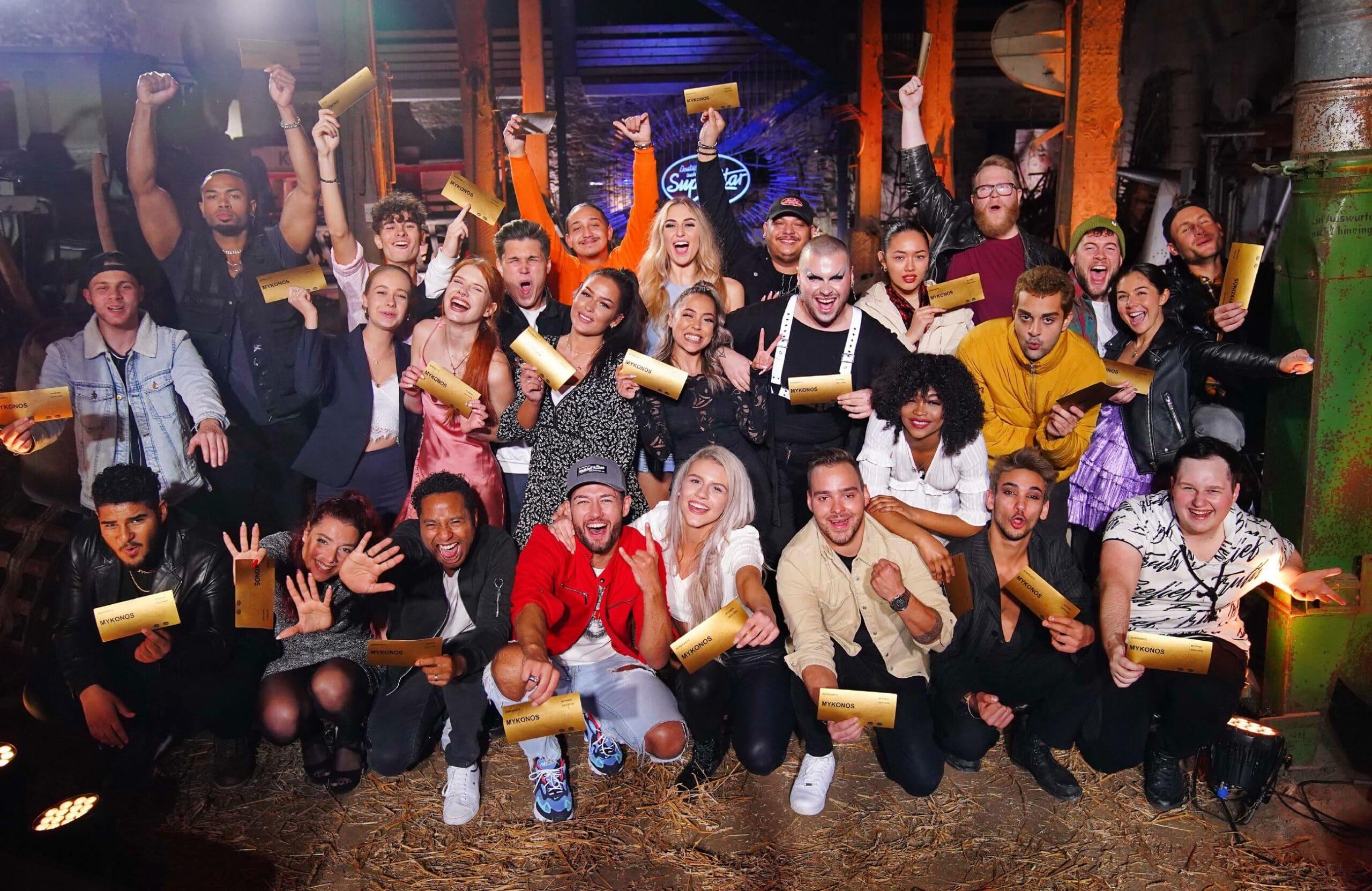 Top 27 Deutschland sucht den Superstar